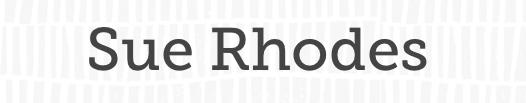 Sue Rhodes Logo